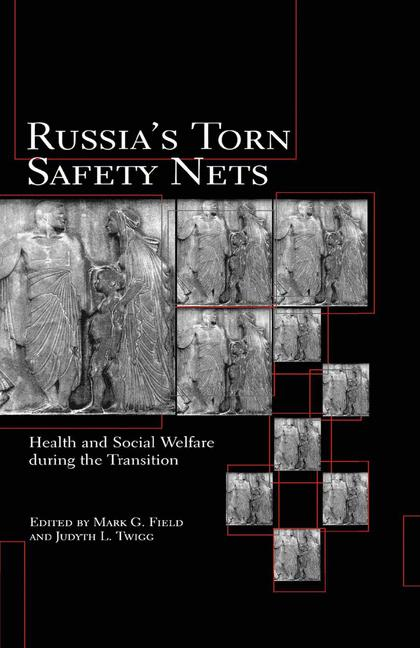 Cover of 'Russia's Torn Safety Nets'