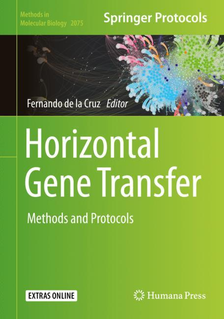 Cover of 'Horizontal Gene Transfer'