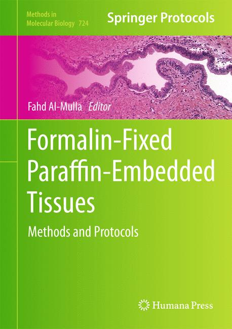 Cover of 'Formalin-Fixed Paraffin-Embedded Tissues'