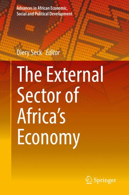 Cover of 'The External Sector of Africa's Economy'