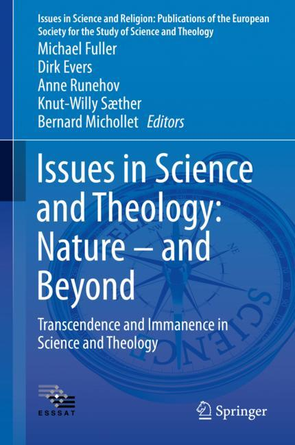Cover of 'Issues in Science and Theology: Nature – and Beyond'