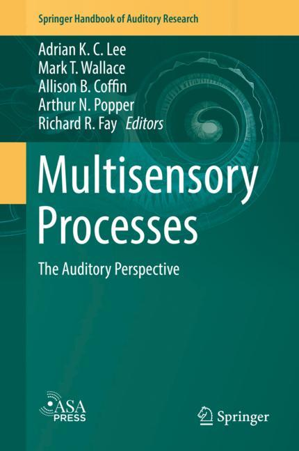 Cover of 'Multisensory Processes'