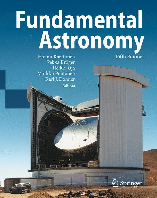 Cover of 'Fundamental Astronomy'