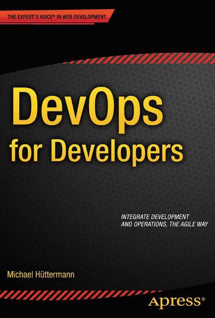 Cover of 'DevOps for Developers'