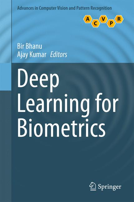 Cover of 'Deep Learning for Biometrics'
