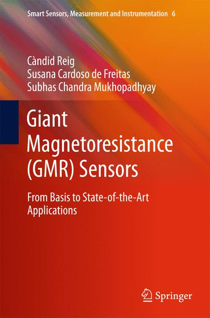 Cover of 'Giant Magnetoresistance (GMR) Sensors'