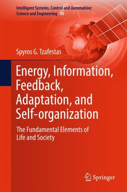 Cover of 'Energy, Information, Feedback, Adaptation, and Self-organization'