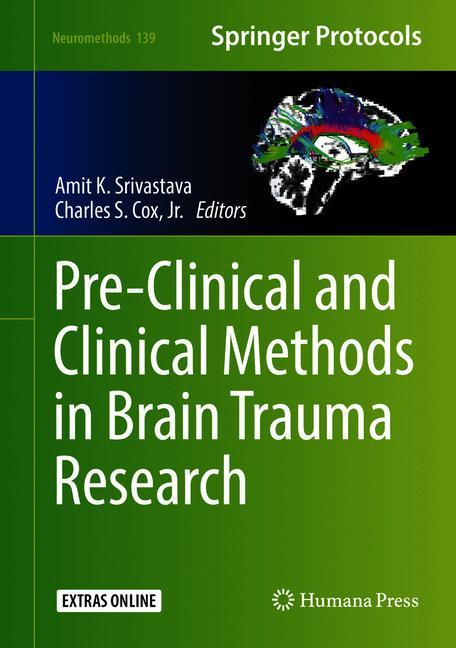 Cover of 'Pre-Clinical and Clinical Methods in Brain Trauma Research'