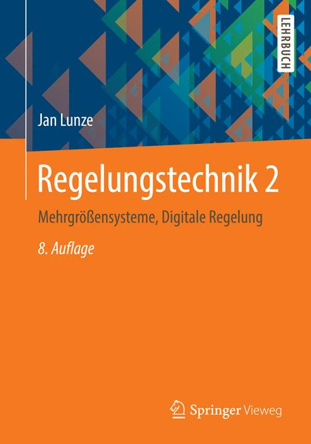 Cover of 'Regelungstechnik 2'