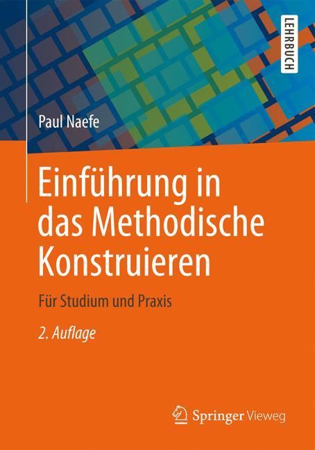 Cover of 'Einführung in das Methodische Konstruieren'