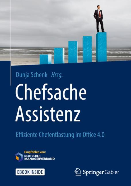 Cover of 'Chefsache Assistenz'
