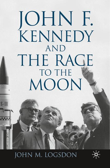 Cover of 'John F. Kennedy and the Race to the Moon'