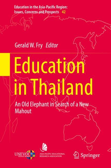Cover of 'Education in Thailand'