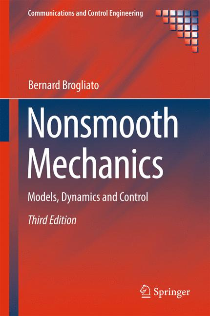 Cover of 'Nonsmooth Mechanics'