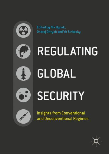 Cover of 'Regulating Global Security'