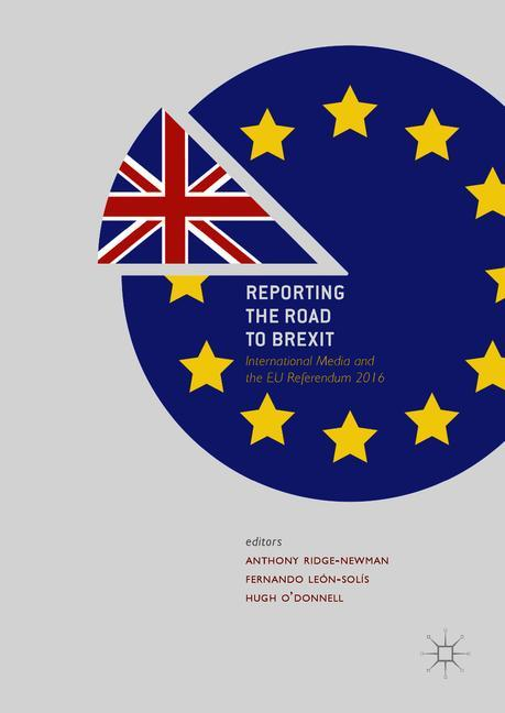 Cover of 'Reporting the Road to Brexit'