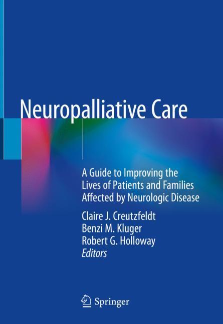 Cover of 'Neuropalliative Care'