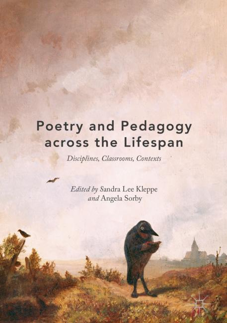 Cover of 'Poetry and Pedagogy across the Lifespan'