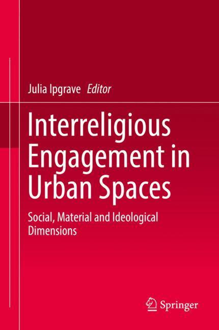 Cover of 'Interreligious Engagement in Urban Spaces'