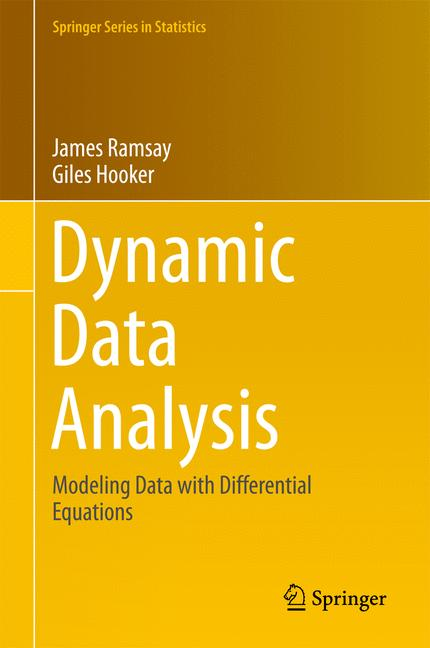 Cover of 'Dynamic Data Analysis'