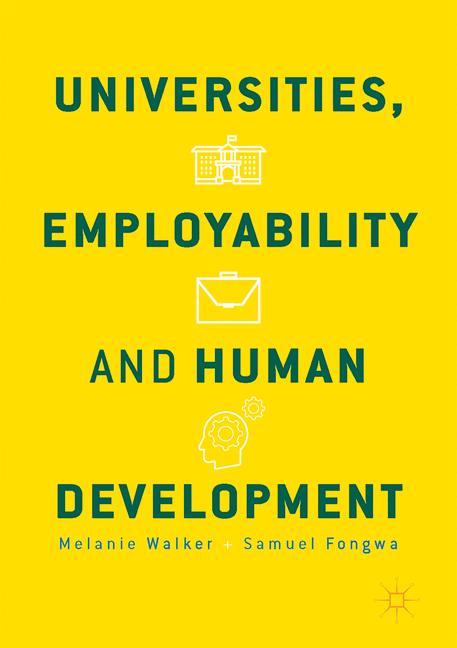 Cover of 'Universities, Employability and Human Development'