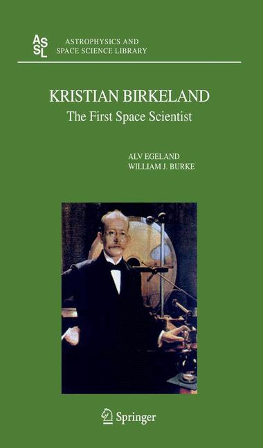 Cover of 'Kristian Birkeland'