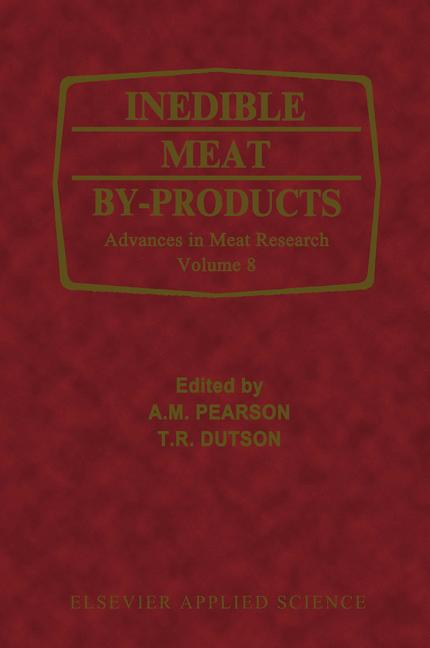 Cover of 'Inedible Meat by-Products'