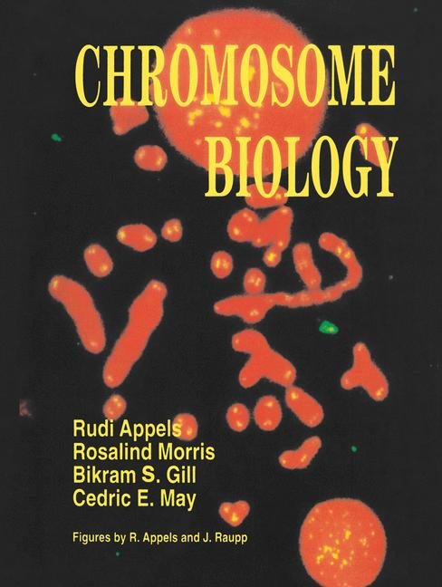 Cover of 'Chromosome Biology'