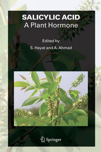 Cover of 'SALICYLIC ACID - A Plant Hormone'