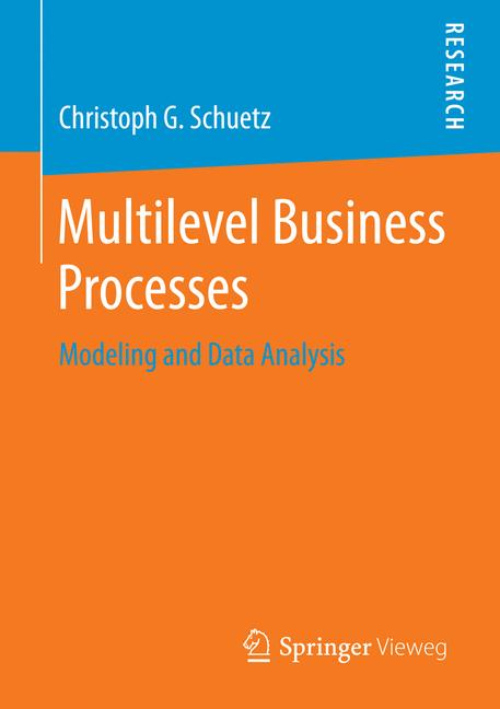 Cover of 'Multilevel Business Processes'