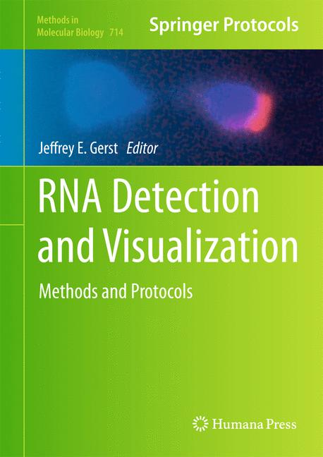 Cover of 'RNA Detection and Visualization'