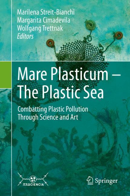 Cover of 'Mare Plasticum - The Plastic Sea'