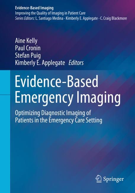 Cover of 'Evidence-Based Emergency Imaging'