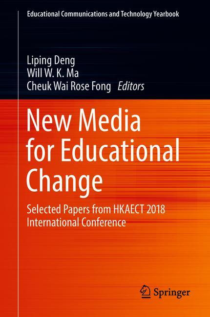 Cover of 'New Media for Educational Change'