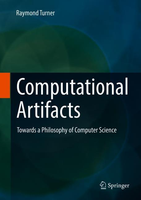 Cover of 'Computational Artifacts'