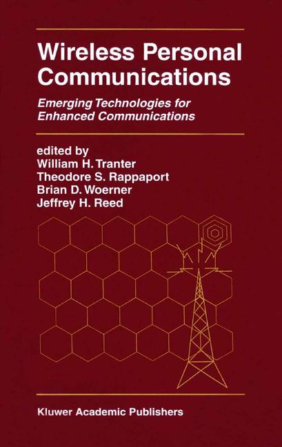 Cover of 'Wireless Personal Communications'