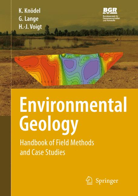 Cover of 'Environmental Geology'