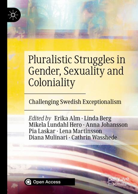 Cover of 'Pluralistic Struggles in Gender, Sexuality and Coloniality'