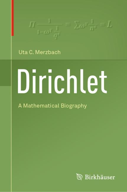 Cover of 'Dirichlet'