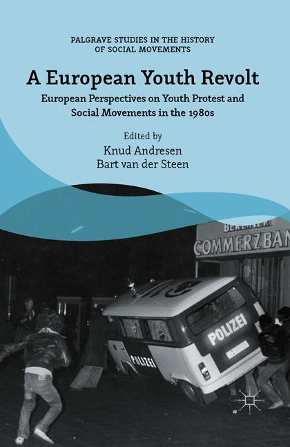 Cover of 'A European Youth Revolt'