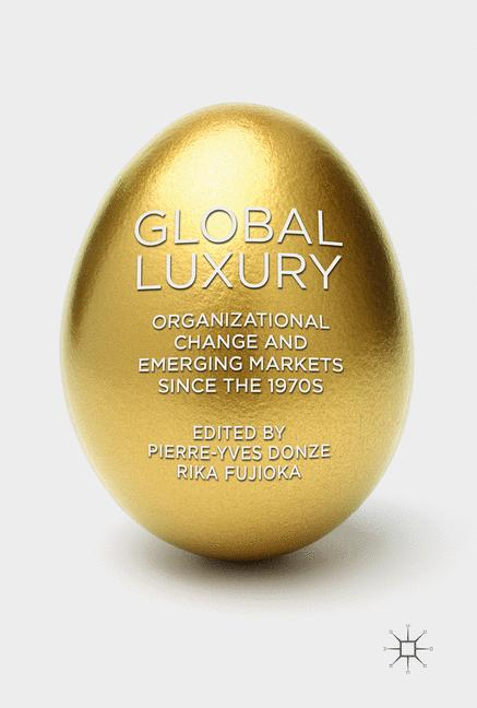 Cover of 'Global Luxury'