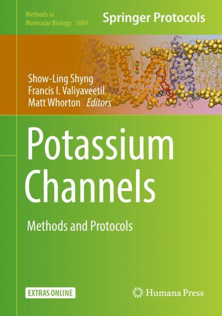 Cover of 'Potassium Channels'