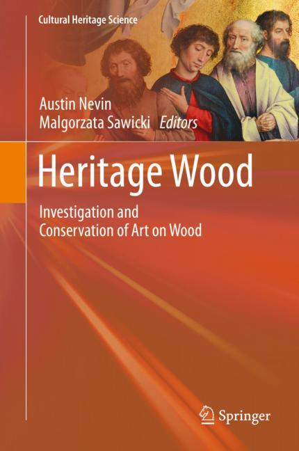Cover of 'Heritage Wood'
