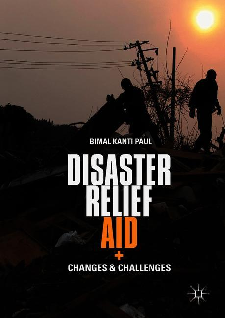 Cover of 'Disaster Relief Aid'