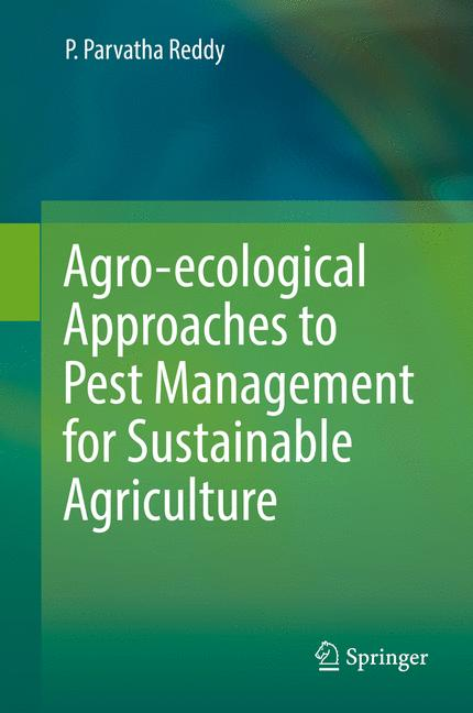 Cover of 'Agro-ecological Approaches to Pest Management for Sustainable Agriculture'