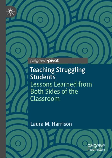 Cover of 'Teaching Struggling Students'