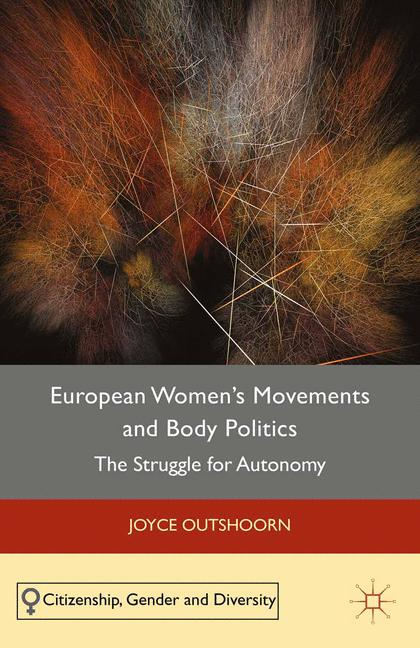 Cover of 'European Women's Movements and Body Politics'