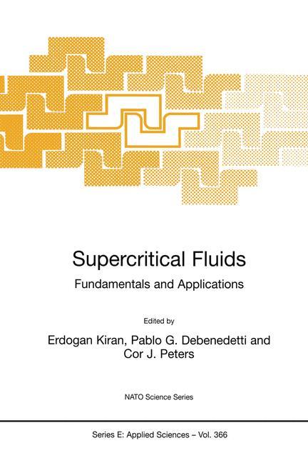 Cover of 'Supercritical Fluids'