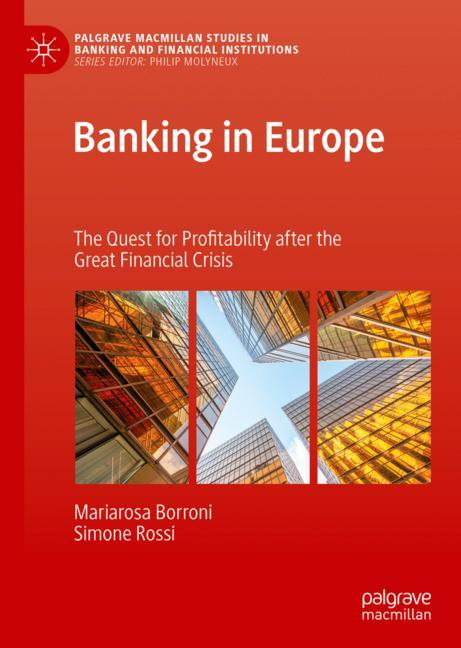 Cover of 'Banking in Europe'