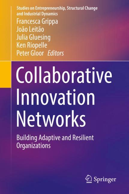 Cover of 'Collaborative Innovation Networks'